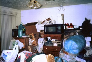 Hoarding Resolution: Don't Take Things Personally