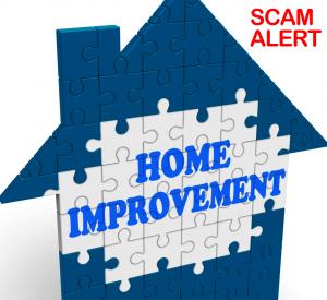 Three Ways to Spot a Home-Improvement Scam
