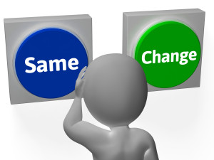 Change Does Not Have to Be the Enemy