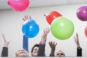 Don't Let Holiday Parties Overwhelm You