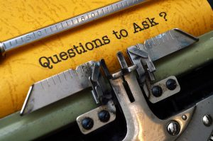 To Our Clients: Don't Be Afraid to Ask