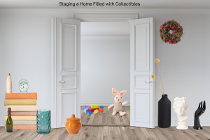 Staging a Home Filled with Collectibles