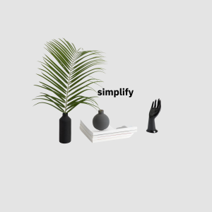 Simplify: A Word that Deserves More Attention
